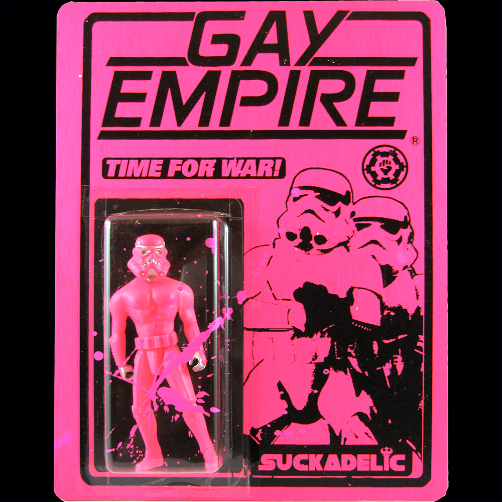 sucklord gay empire stormtrooper in packaging