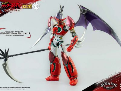 Shin Getter 1 battle pose