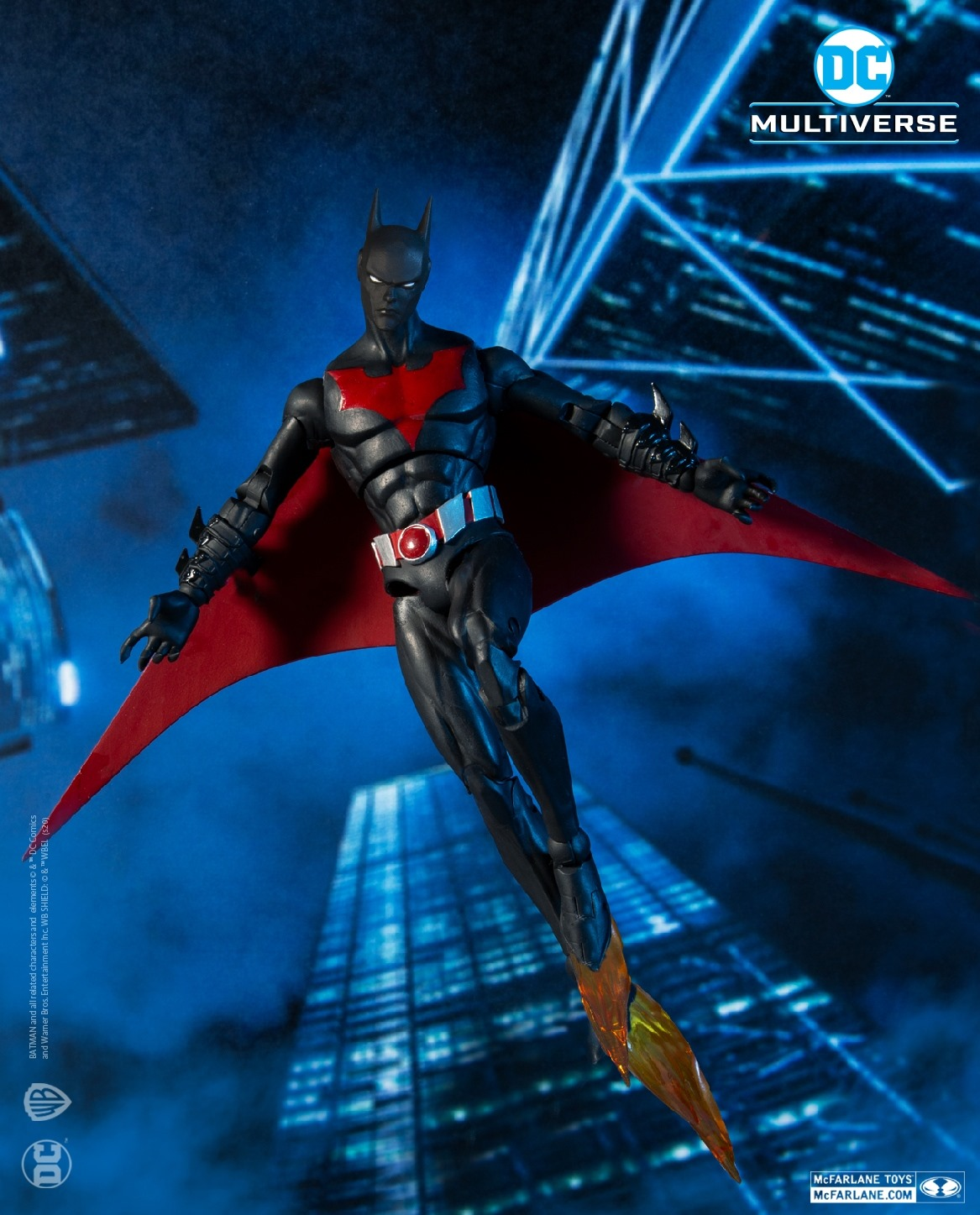Batman Beyond Preview Full Front