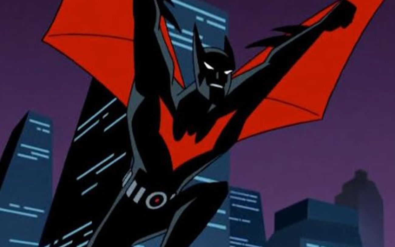 Batman Beyond Animated