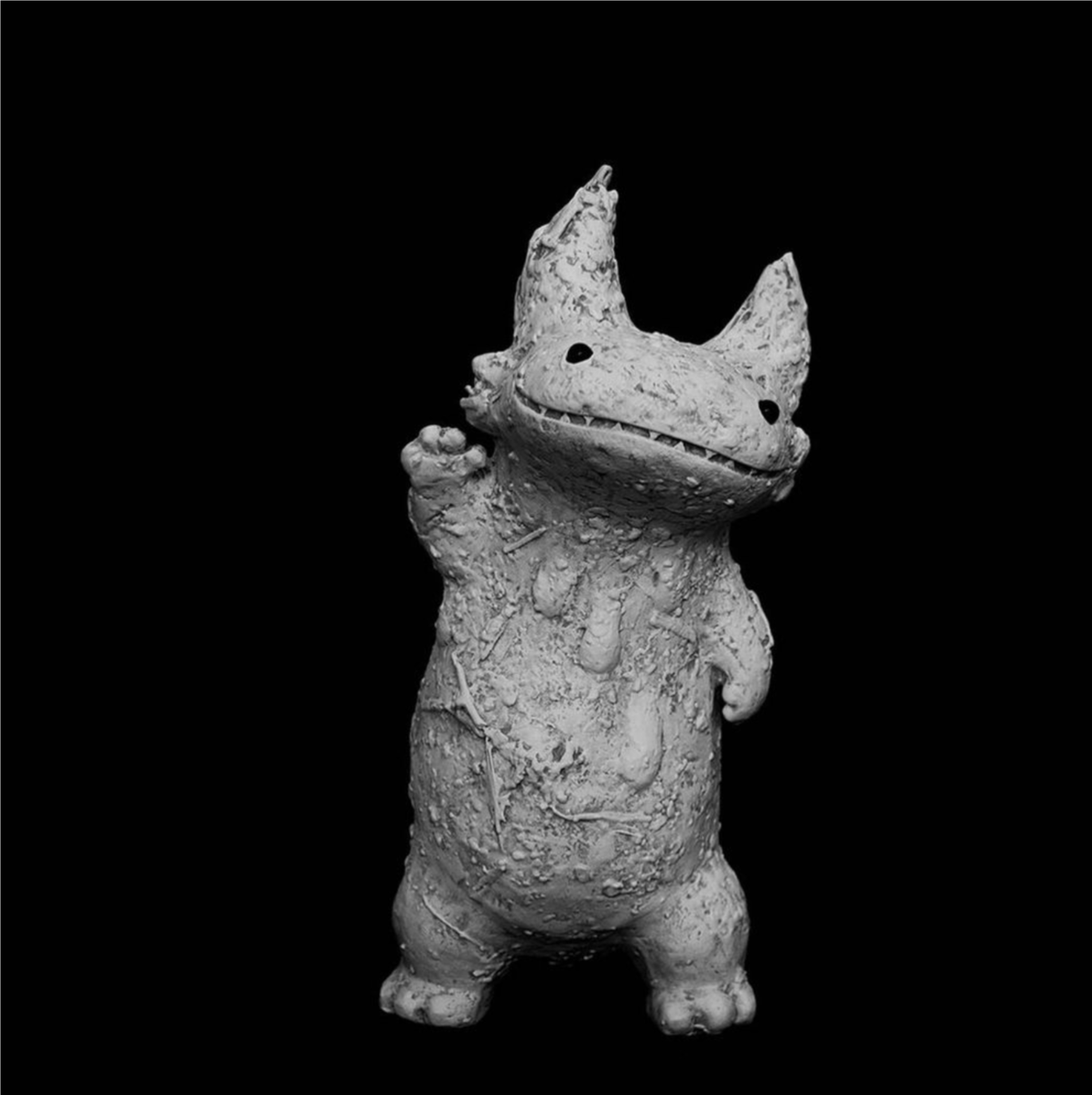 Kaiju Byron Native variant by Shoko Nakazawa being released at Cute Aggression solo exhibition with the Little Hut 1