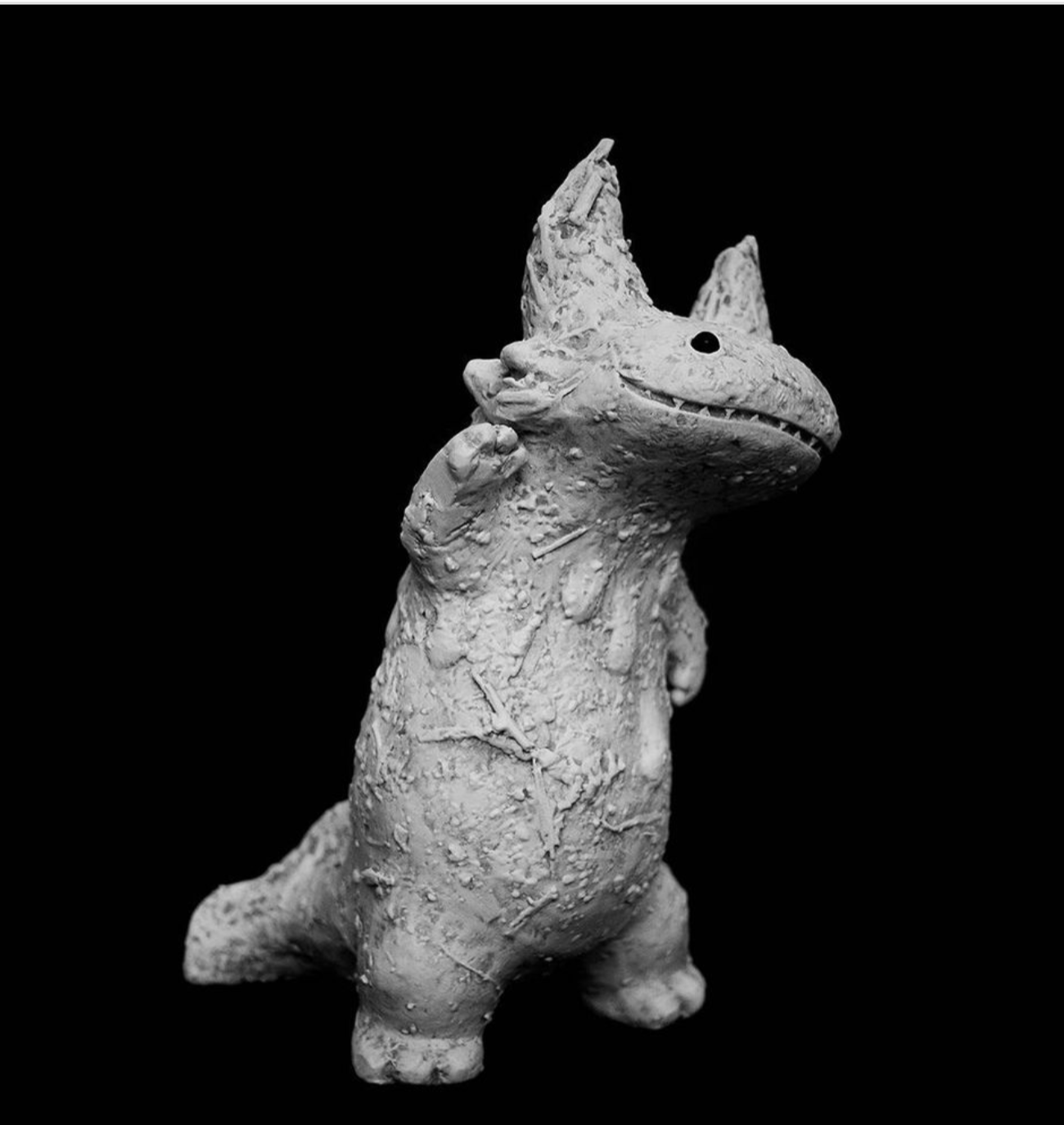 Kaiju Byron Native variant by Shoko Nakazawa being released at Cute Aggression solo exhibition with the Little Hut 3