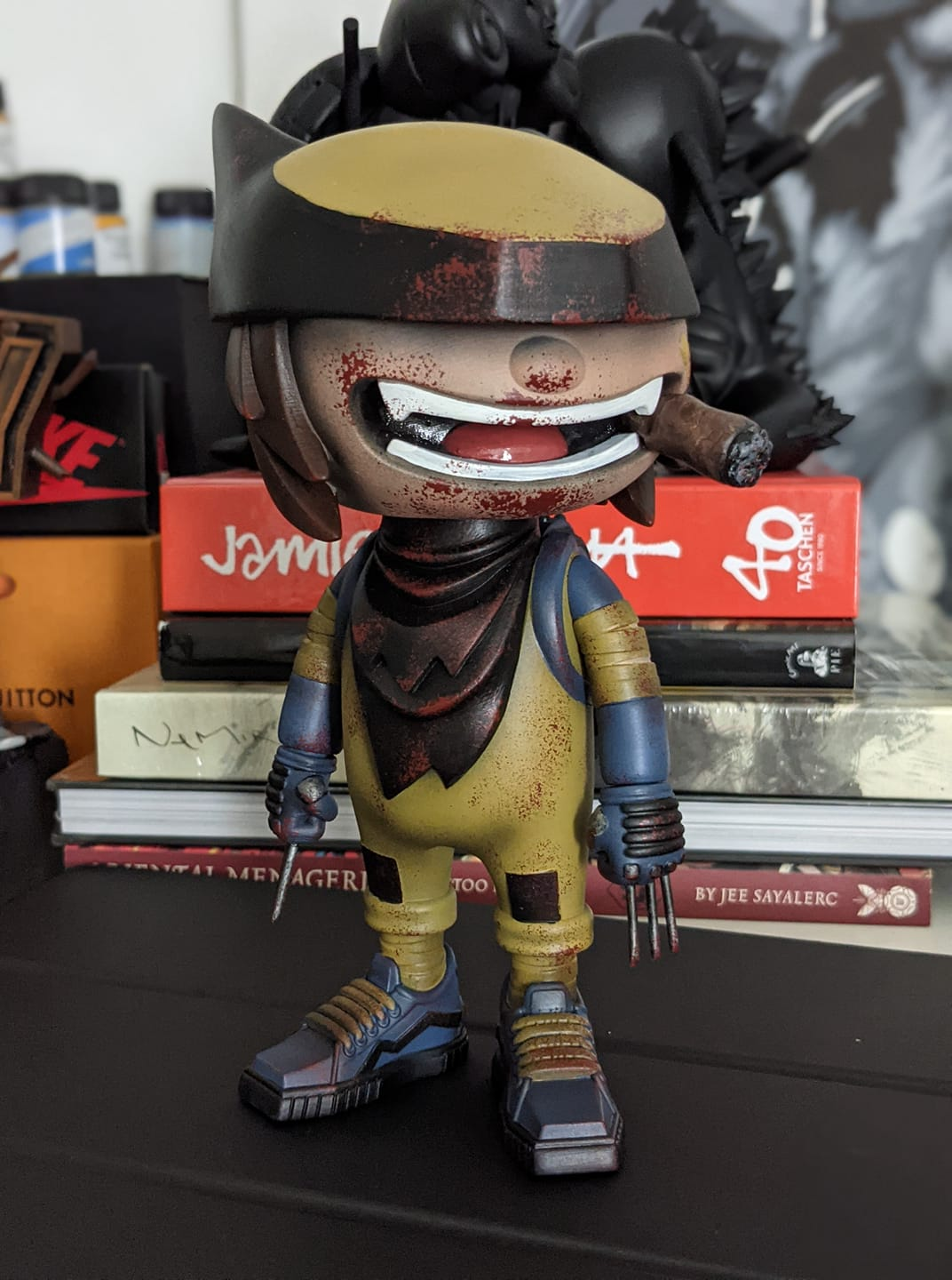 Richard Page UME Toys Foxy Reloaded Custom Toy