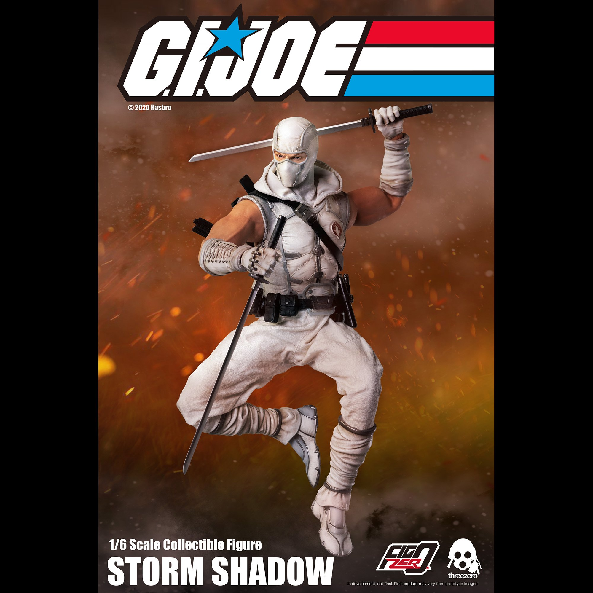 storm shadow with swords