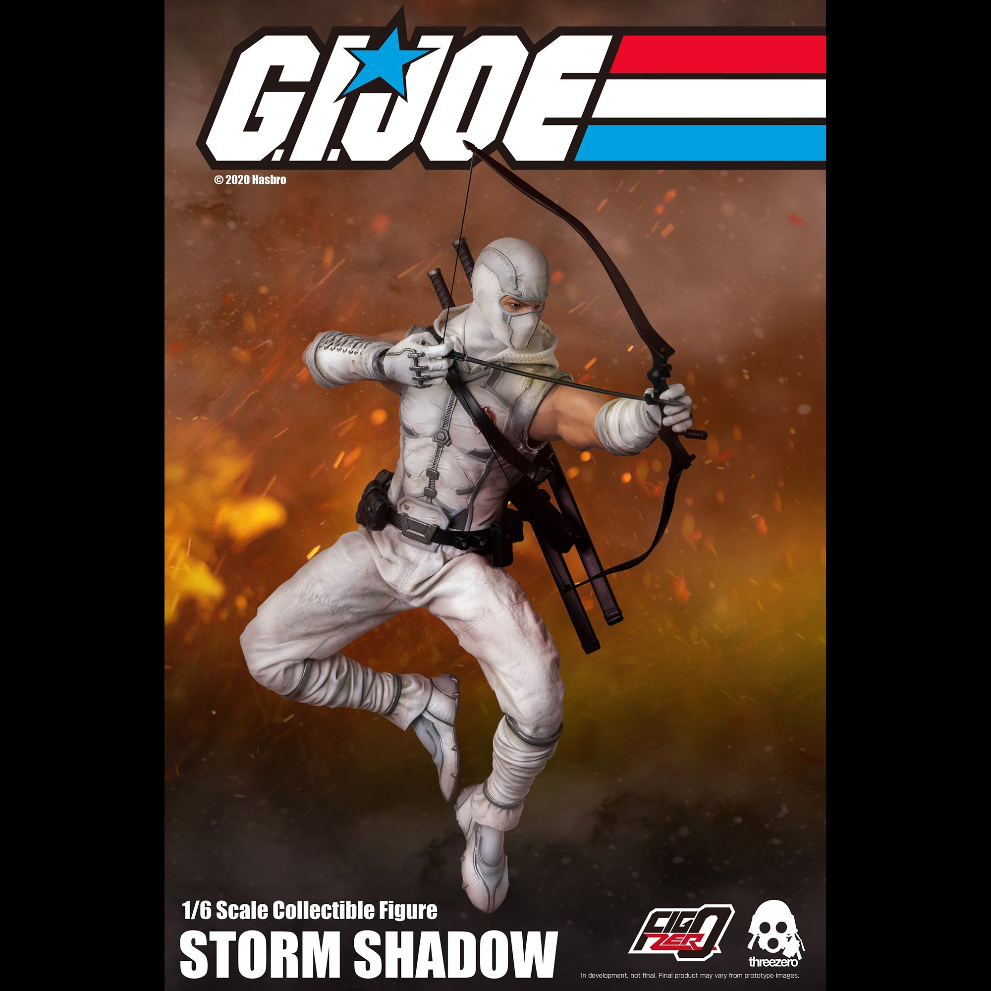 Storm Shadow archery