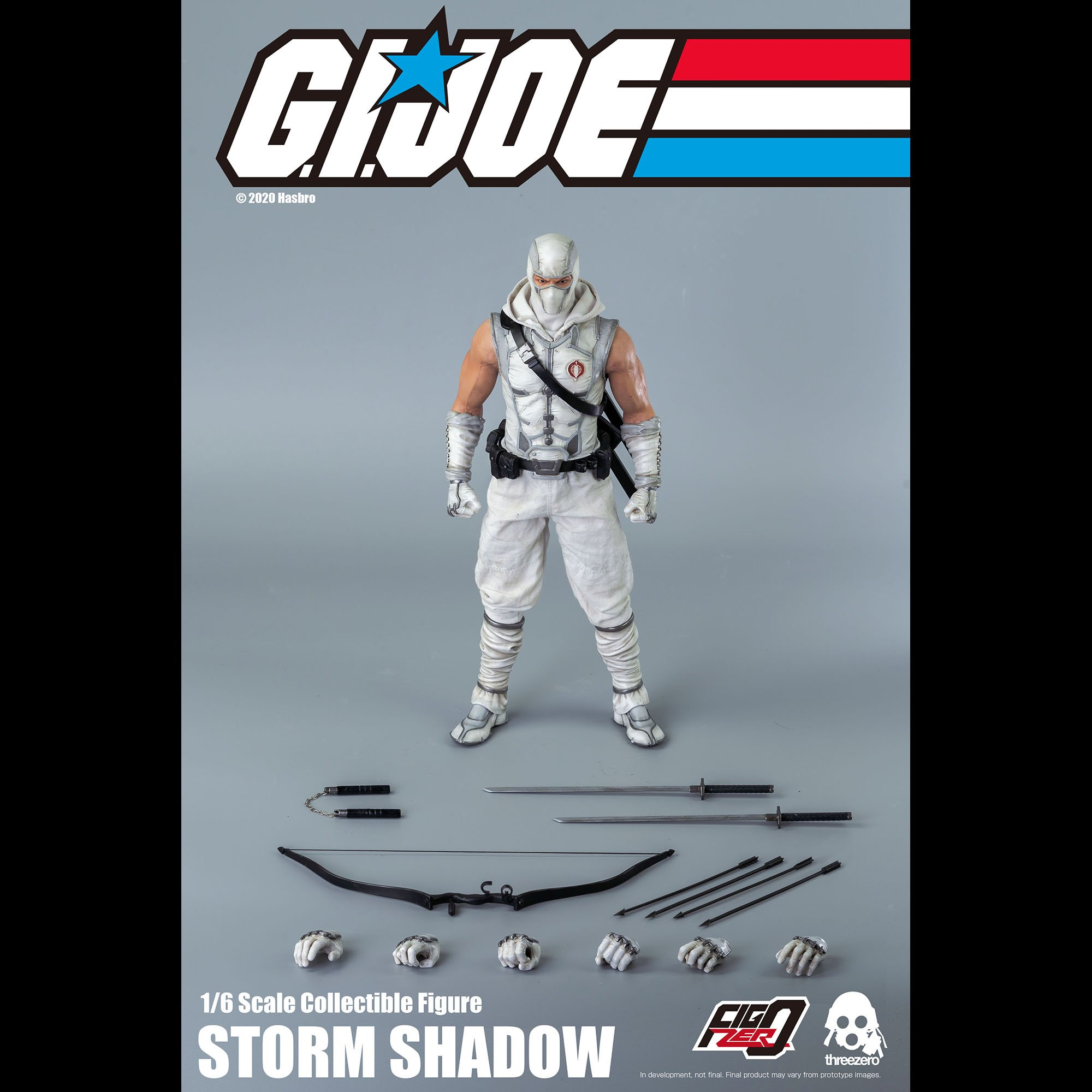 Storm Shadow accessories