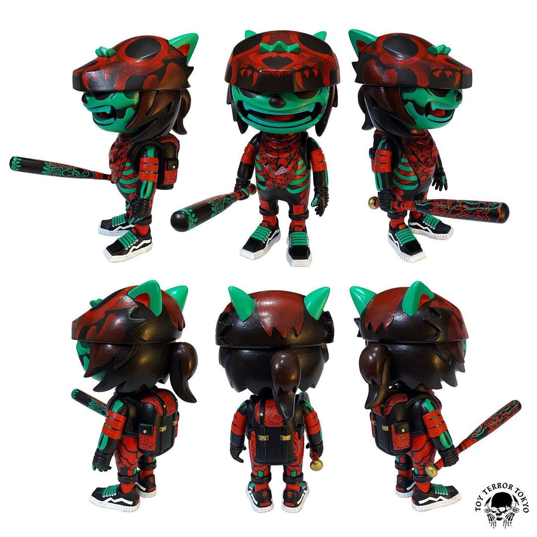 Toy Terror Foxy Reloaded Custom Toy