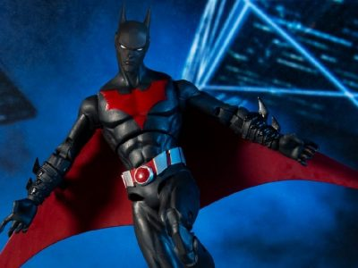 Batman Beyond Front View
