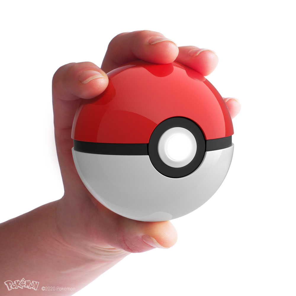 Poké Ball The Wand Company Handheld and Lit Up