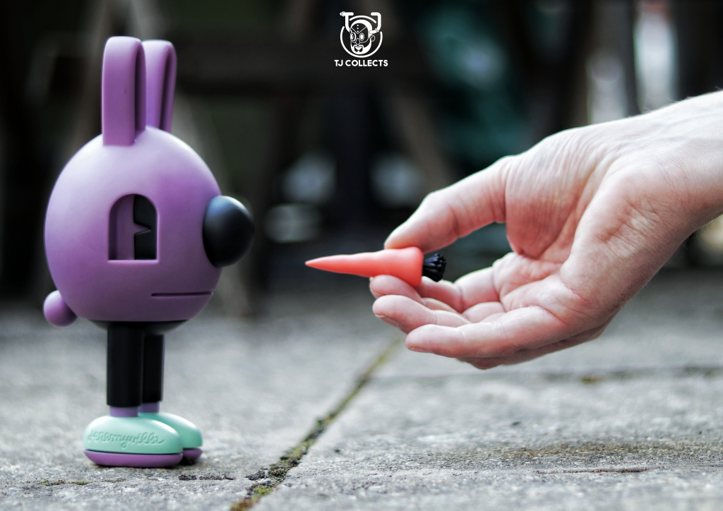 """""""Jethro, eat this."""" Toy Photography by TJ Collects"""