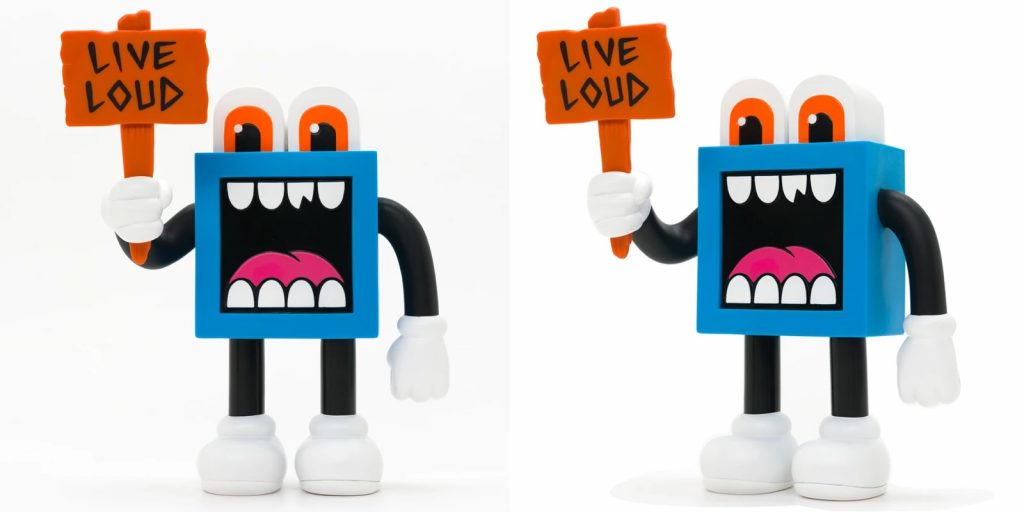 LOUDMOUF by Greg Mike x ToyQube