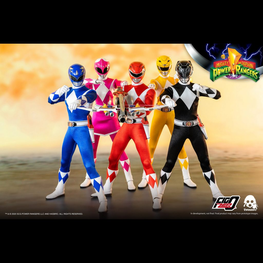 Power Rangers ultimate weapon