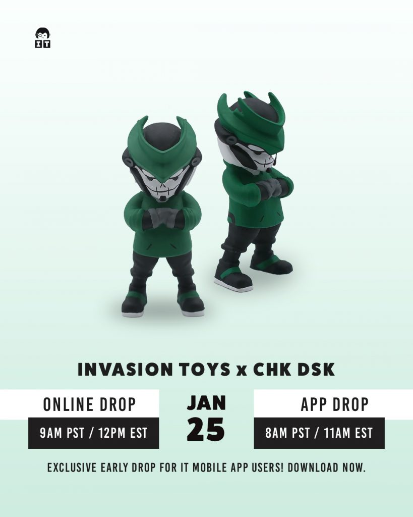 chk dsk invasion of carbine release schedule