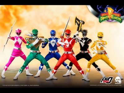 Power Rangers armed for fight
