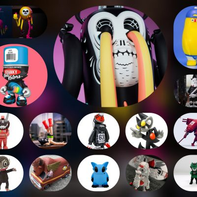 15 Designer Toys You can Still Buy feature image