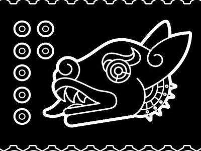 after five studio aztec dog design