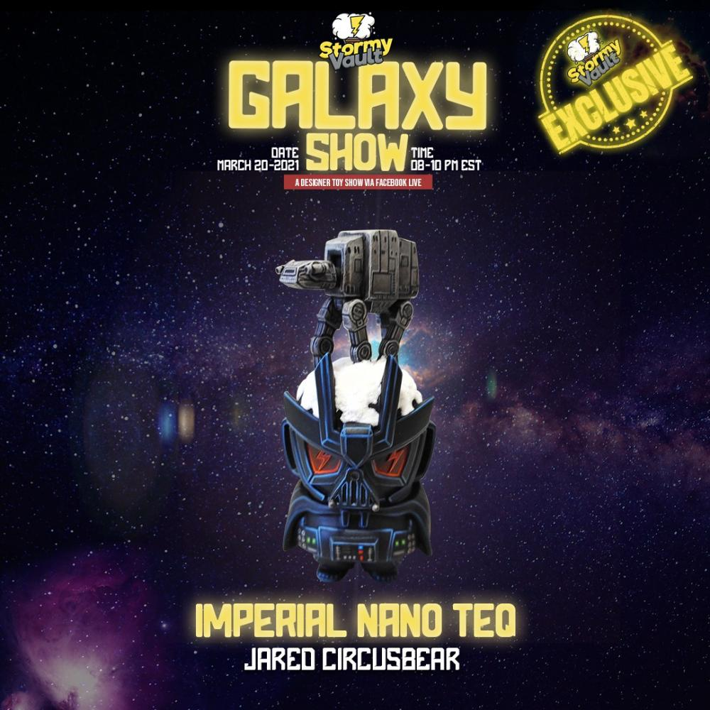 jared circusbear's galaxy show custom