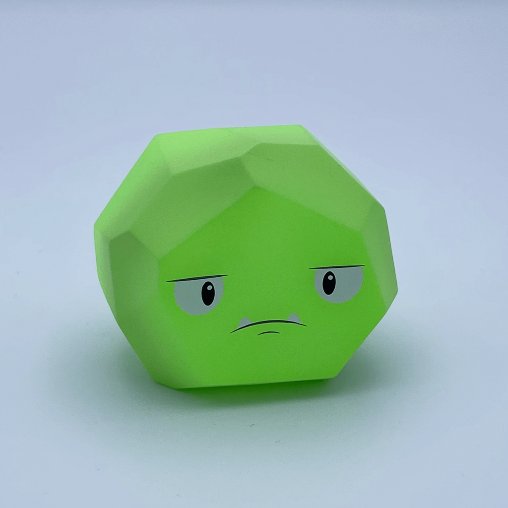 kryptonite gid grumpy coal face