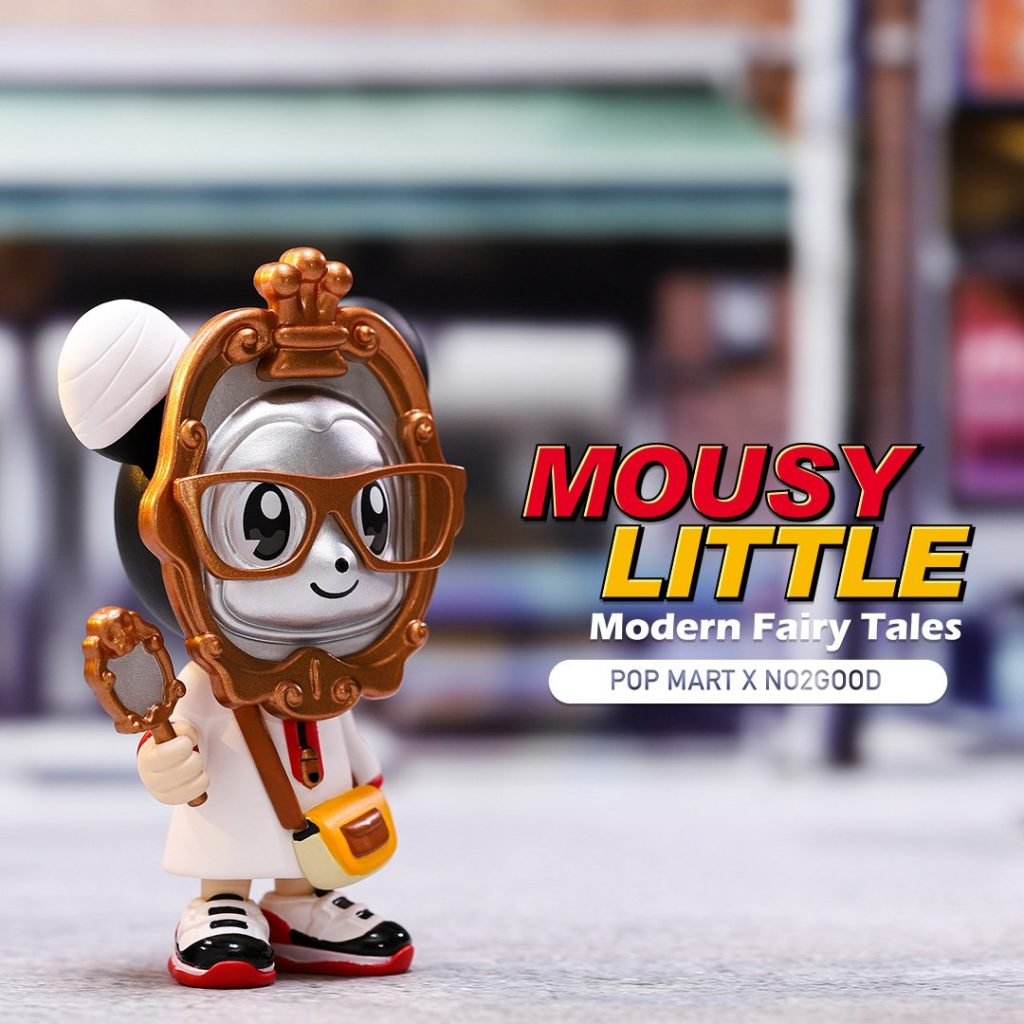 mousey little modern fairy tales chase variant