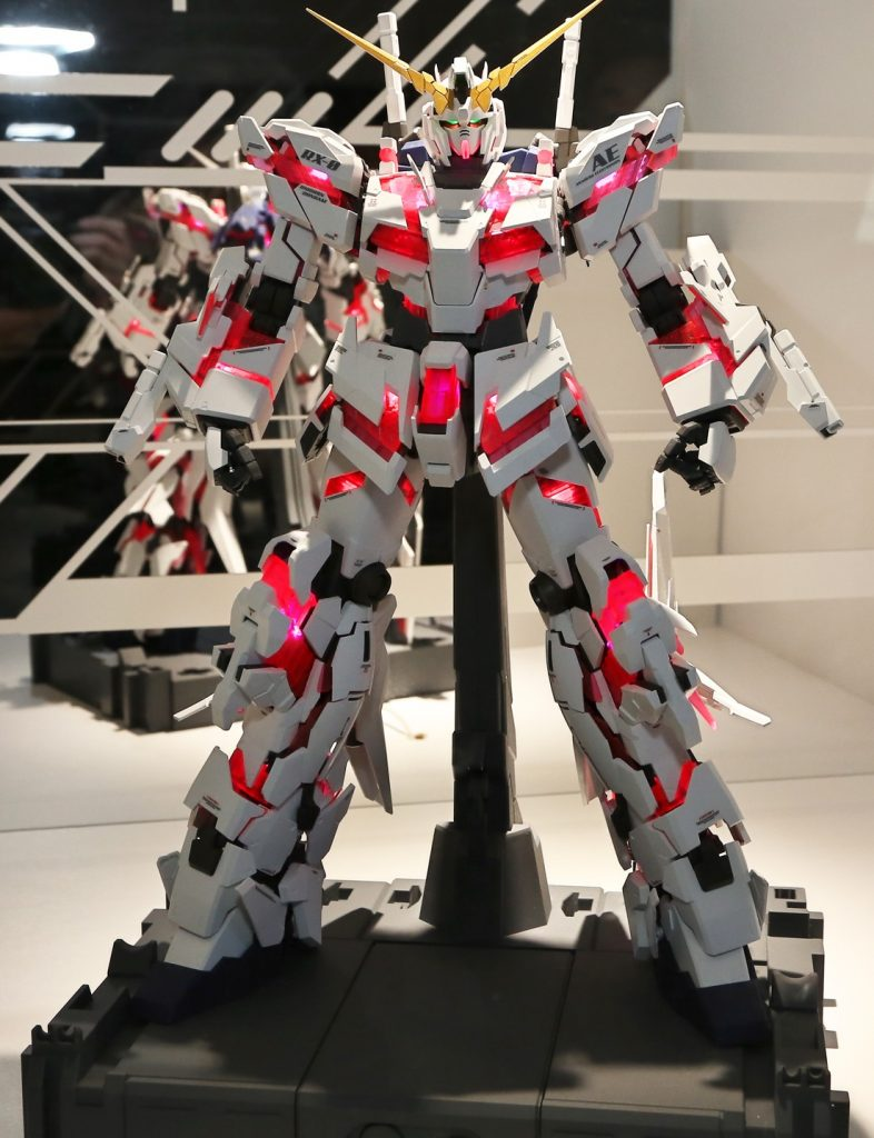 perfect grade unicorn gundam