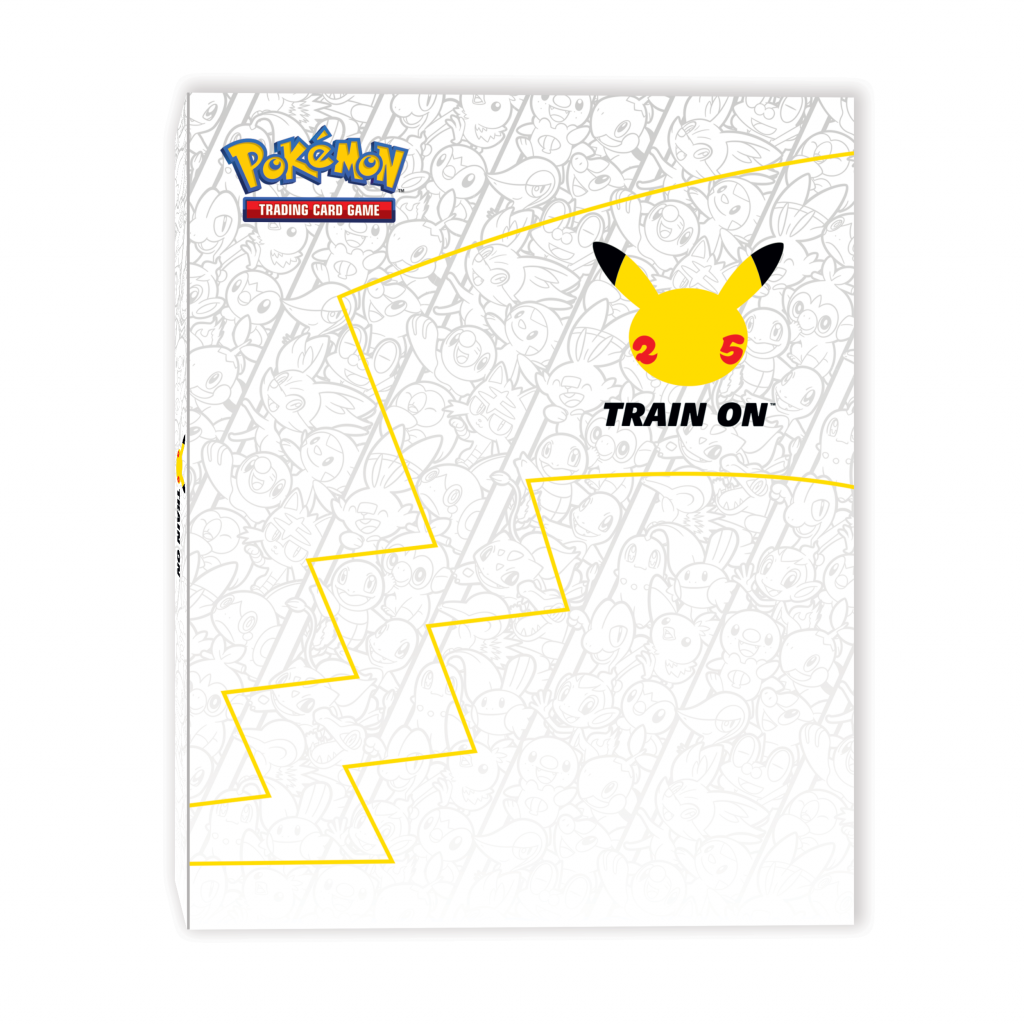 pokemon tcg first partner collector's binder