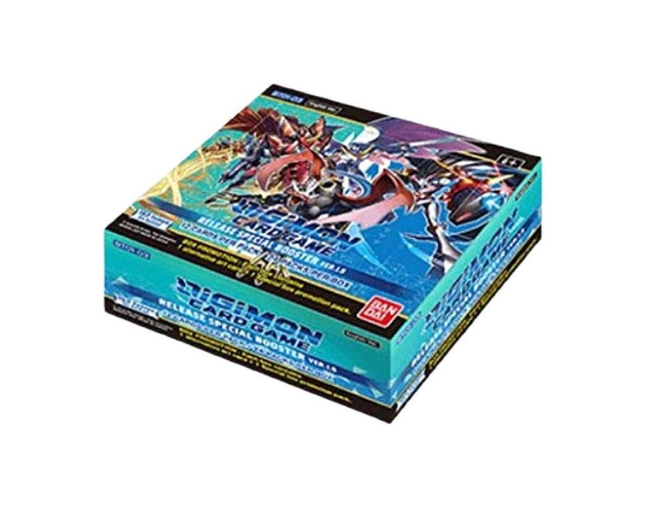 Digimon Card Game - Version 15 Booster Box Product Image