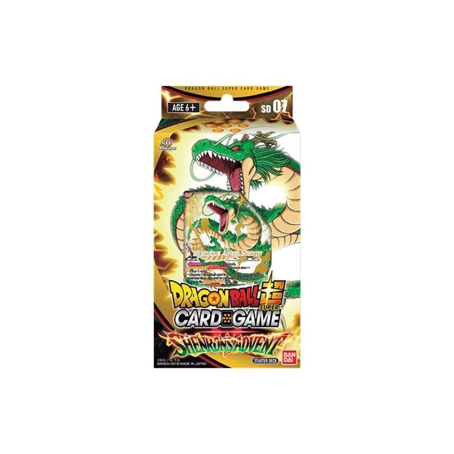 Dragon Ball Super TCG Starter 7 - Shenron's-Advent Product Image