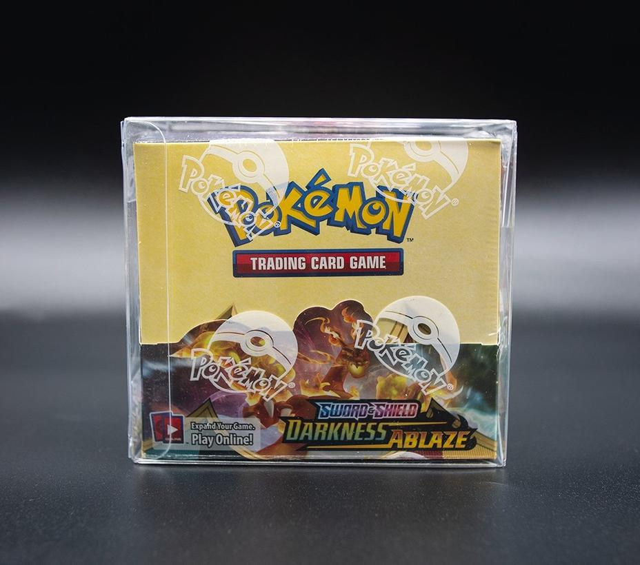 InvasionToys X Pokémon - Booster Box Protector Product Image