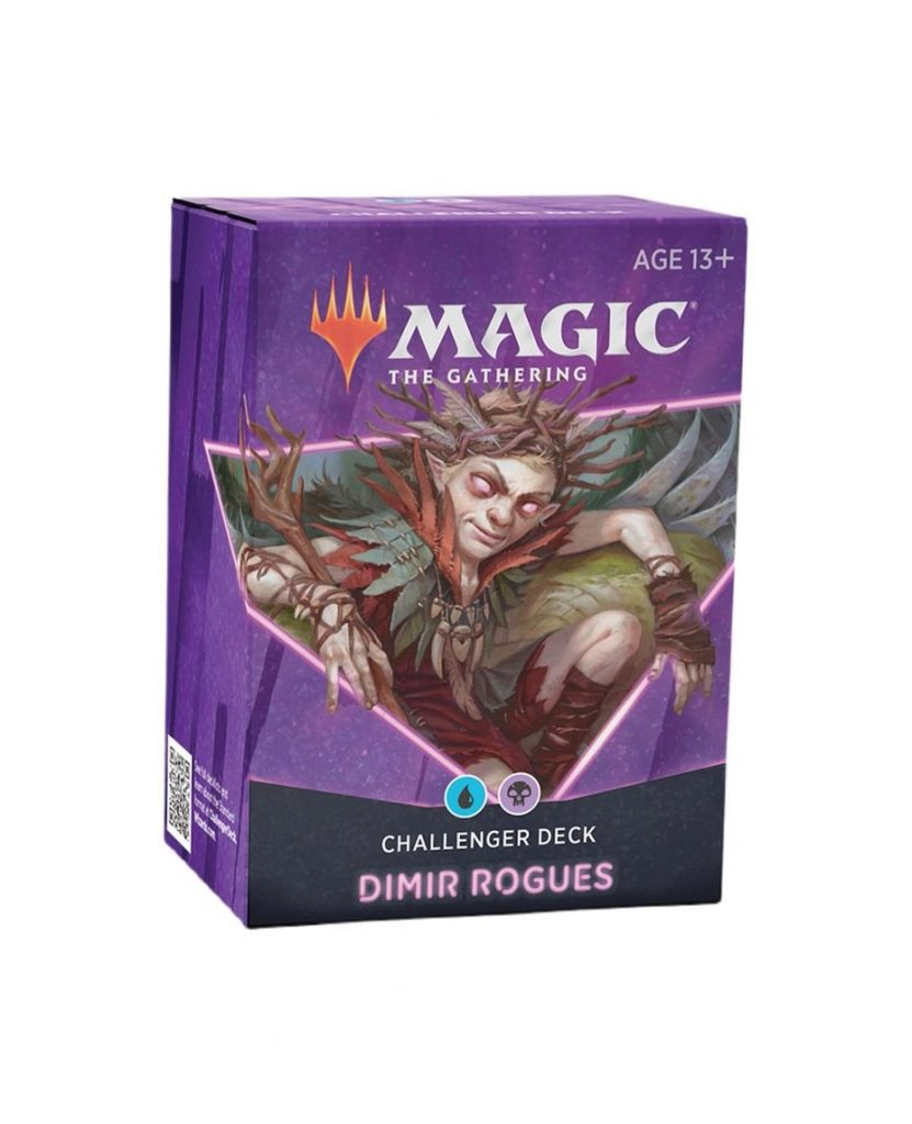 Magic the Gathering - 2021 Challenger Deck Single Box Product Image