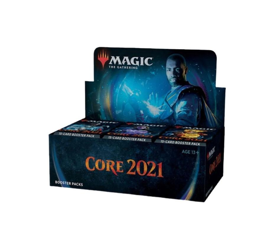 Magic the Gathering - Core 2021 Booster Box Product Image