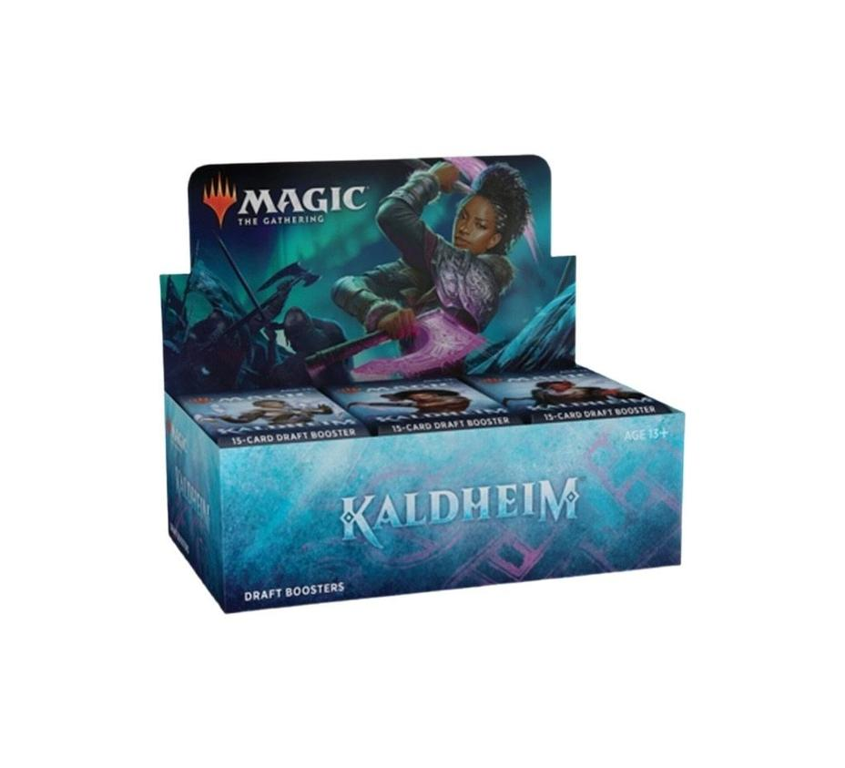 Magic the Gathering - Kaldheim Draft Booster Box Product Image
