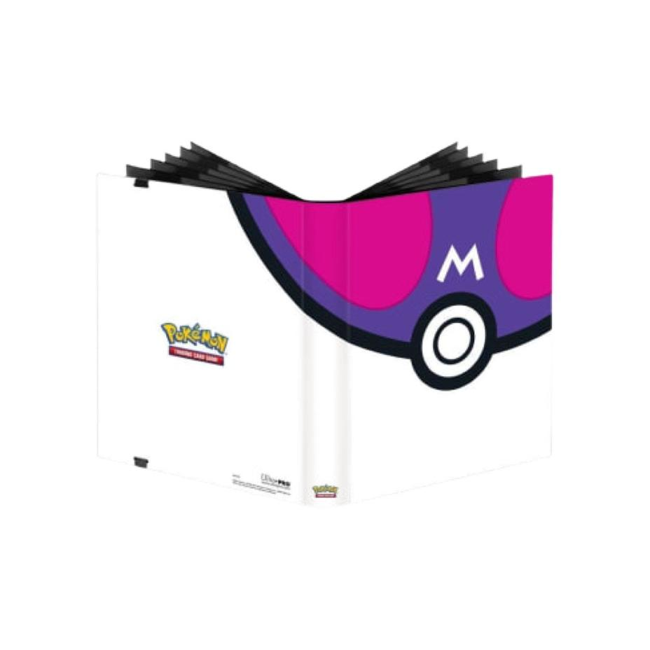 Pokémon - Ultra Pro Binder Master Ball 9 Product Image