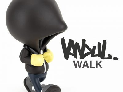 Vandul walk ntwrk graphic