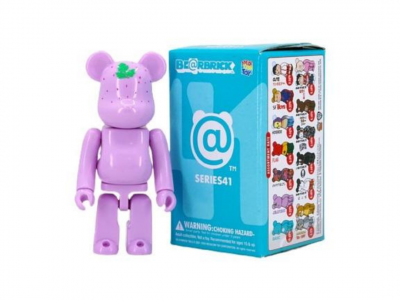 Medicom Toy's Be@rbrick Series 41 Blind Box Promo Shot Designer Toy