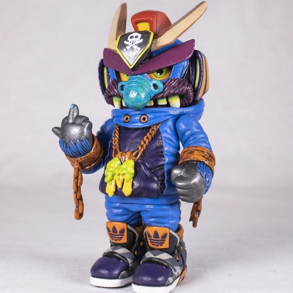 midnight monstaz teq63 custom