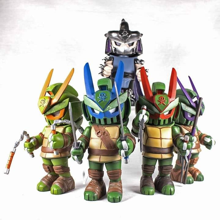milo san luis tmnt teq63 customs