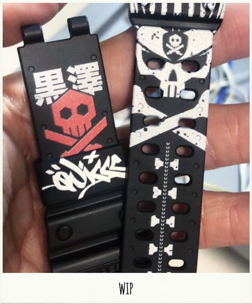 teq63 watch bands