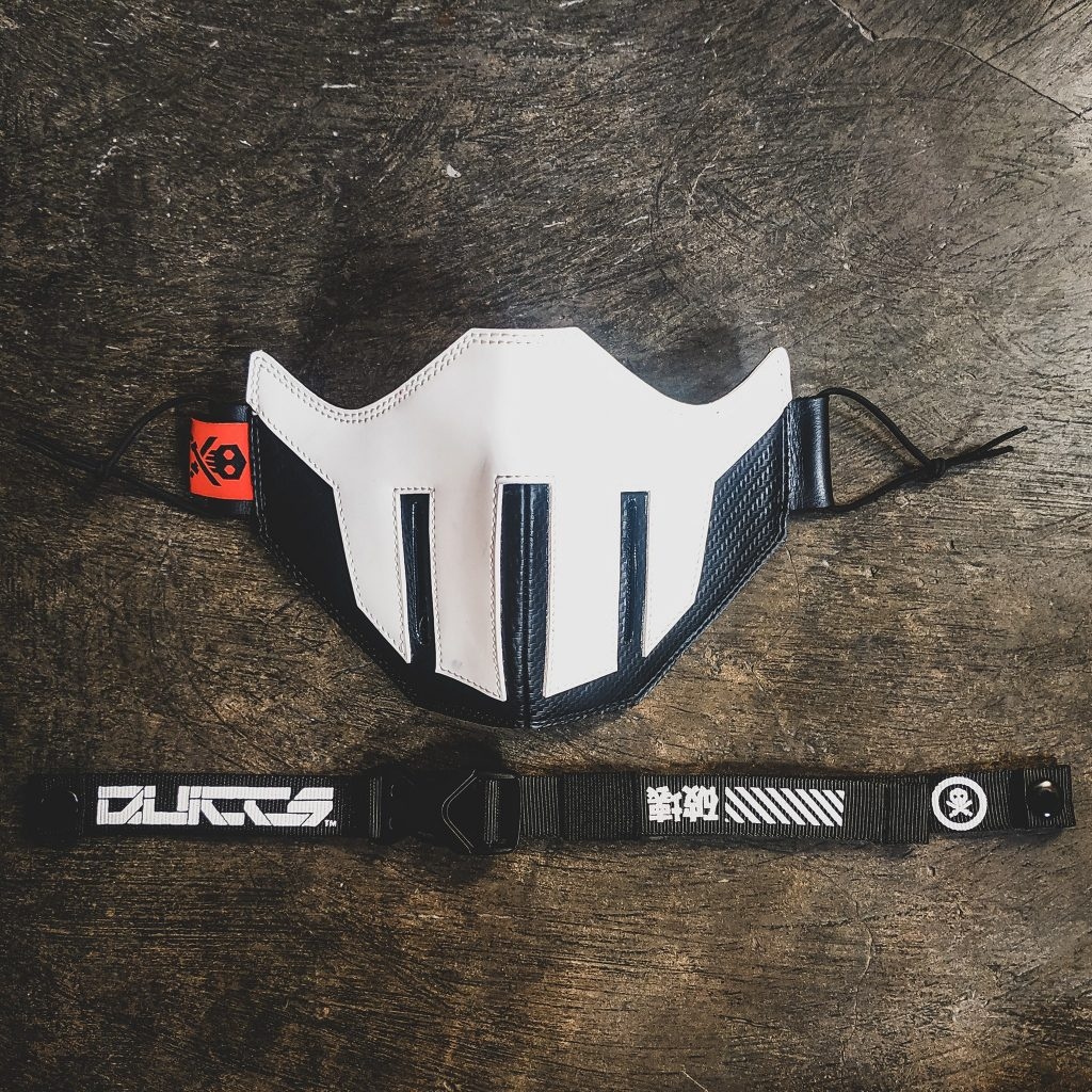 teqmask lux with strap