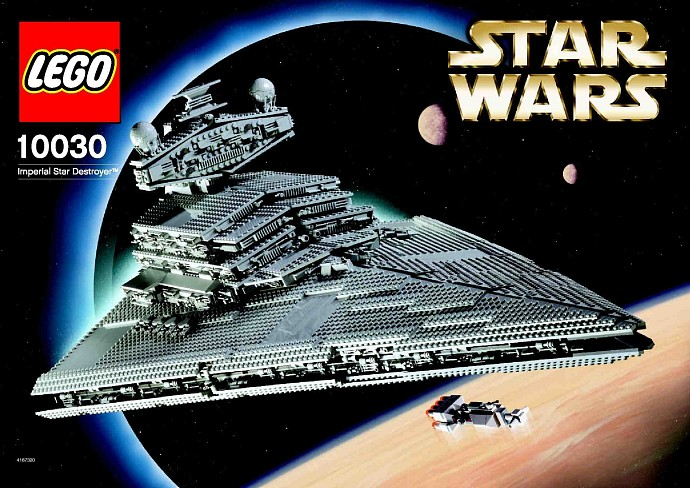 LEGO Imperial Star Destroyer Ultimate Collector's Series 10030