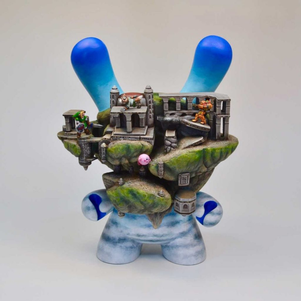 Super smash brothers dunny