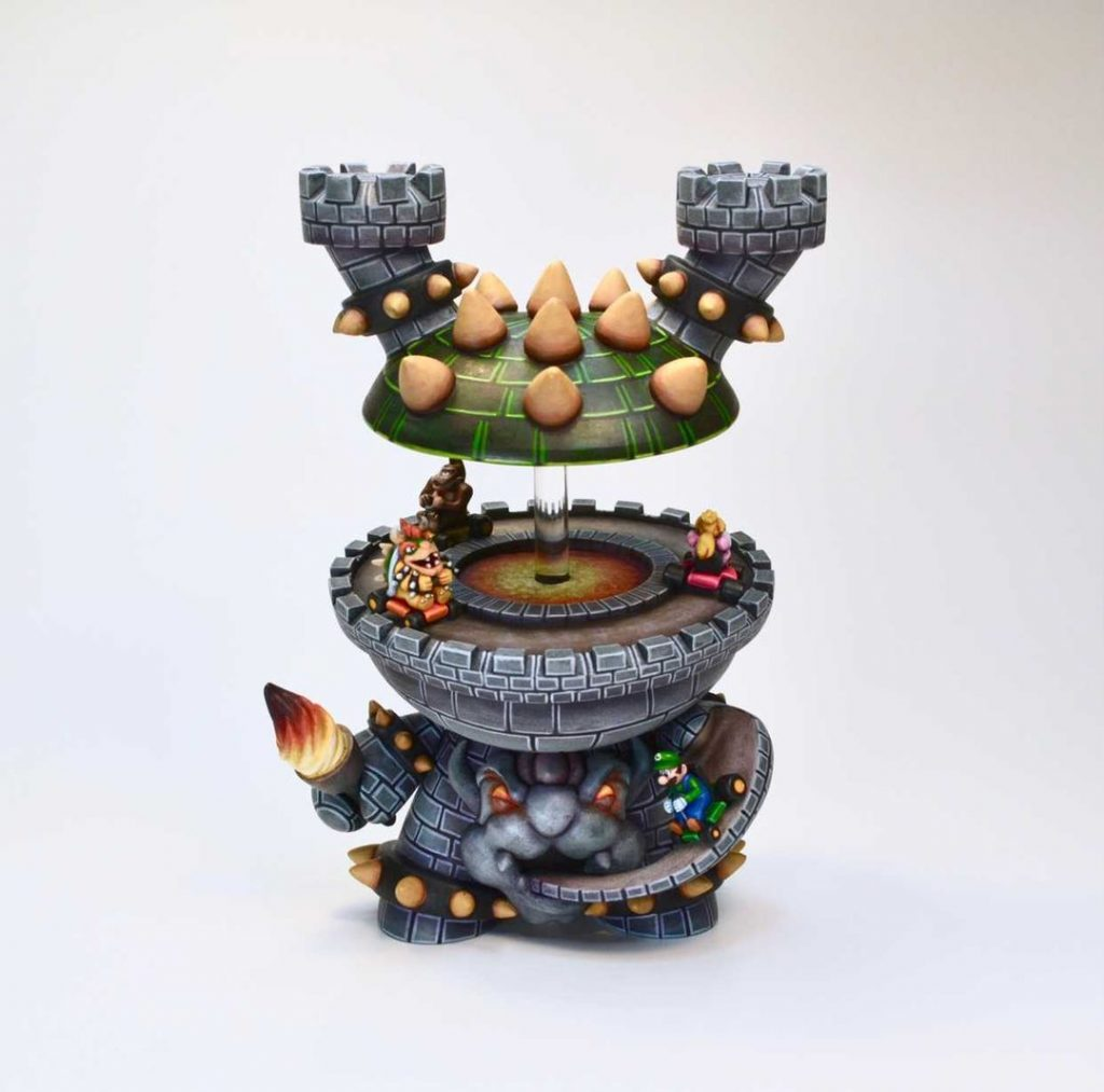 bowsers castle dunny