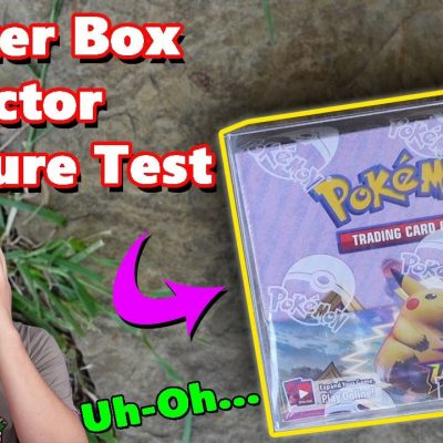 dr. applesauce booster box protector review thumbnail