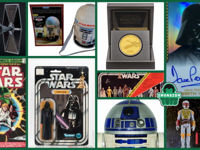 star wars collectibles collage