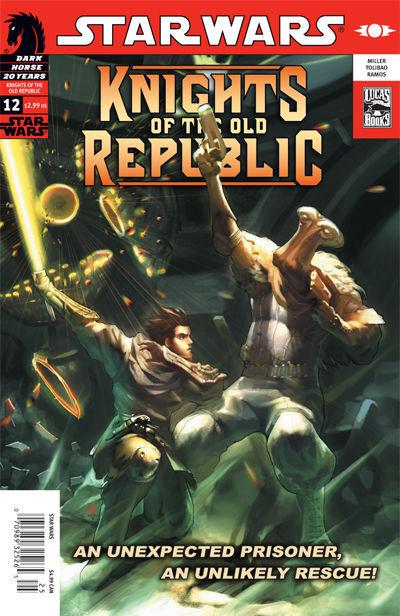 star wars knight of the old republic issue 12