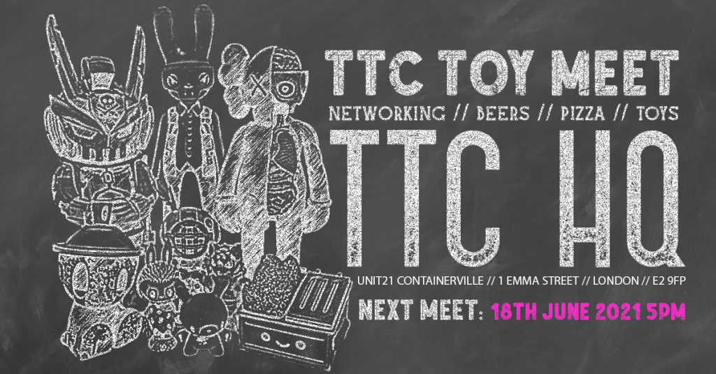 the toy chronicle june 18th meetup graphic