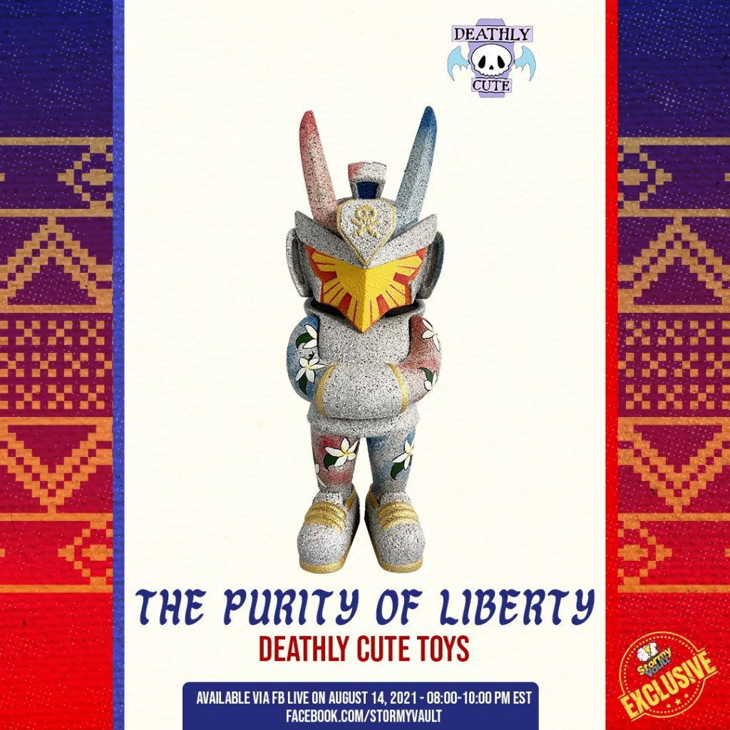 stormy vault filipino show the purity of liberty